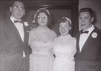 Bob, Carol, Evie, and Roger