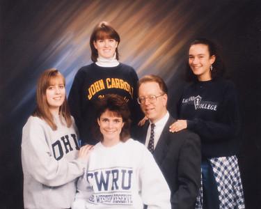 Sandy + Bruce, Lacey, Merritt, and Christin