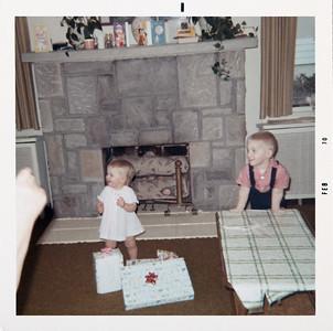 Tina's 1st Birthday - 1/31/70
