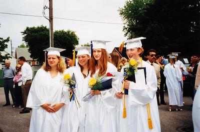 Beth's Graduation - June 4, 2000