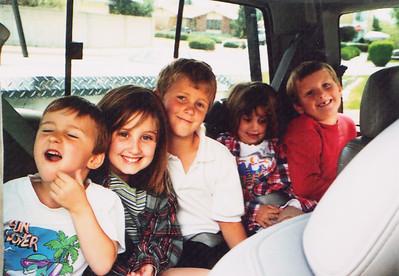 Rio Rancho, August 2000