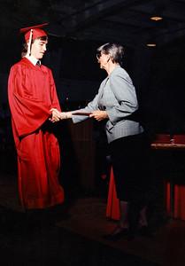 Dale High School Graduation, Class of 1990