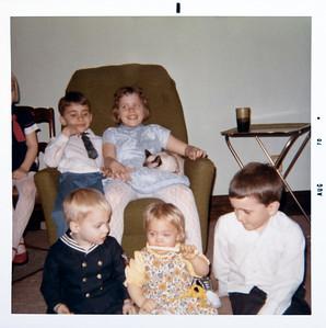 Dennis, Susan, Joey, Tina, and Michael