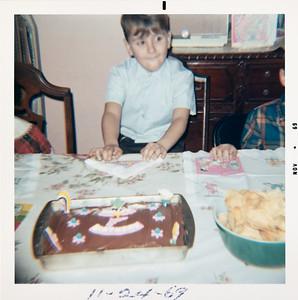 """Mike's 7th Birthday - Saturday November 22nd"""