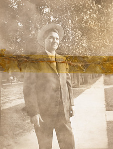 Chas A Rodgers (Josephine Swingle's Father) - 3411 W 45th St