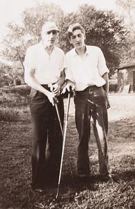 John and Henry McDonald (brothers)