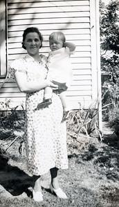 """""""Mother - Zoe Ellen"""" - 9/23/37"""