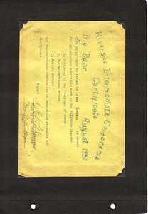 Scrapbook 1937 - 1940 11