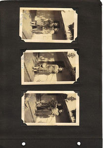 Scrapbook 1937 - 1940 21