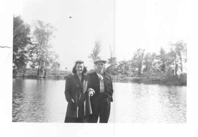 Mom and Dad's Wedding - May 15, 1945