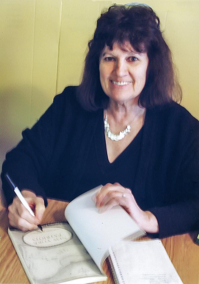 Halil's Market 2/15/08 book signing Edmeston NY Dorothy Blackman