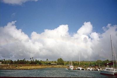 Mom in Hawaii - 2007