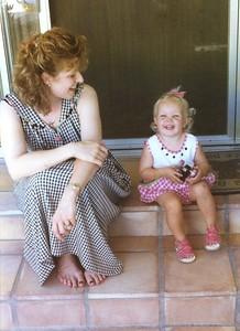 Heidi and Paige - 1998