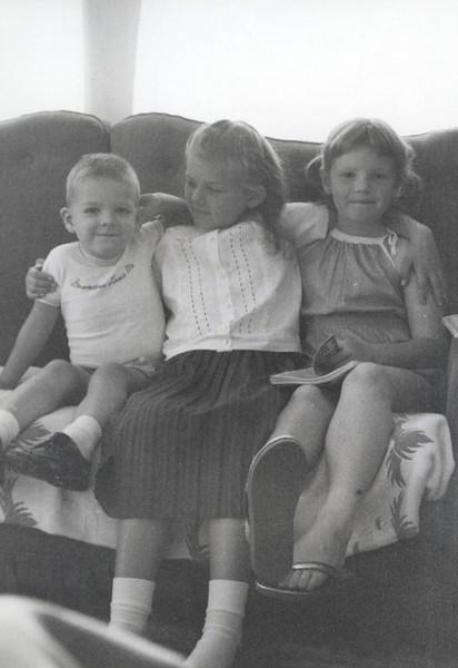 Gary, Linda, Kathy