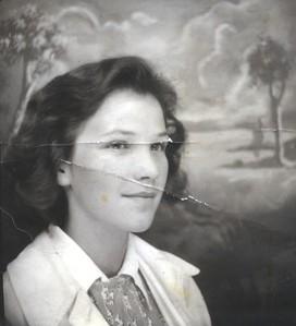 Mrs. Betty Raymond Johnson - 1942