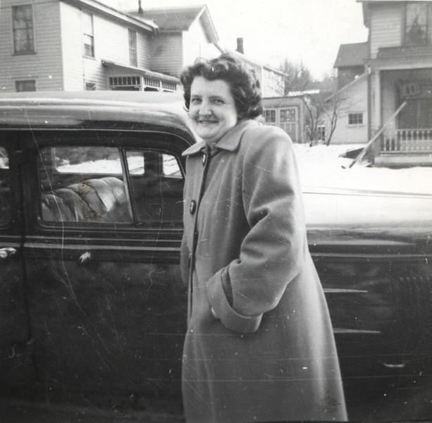 Patricia - 1947 or 48