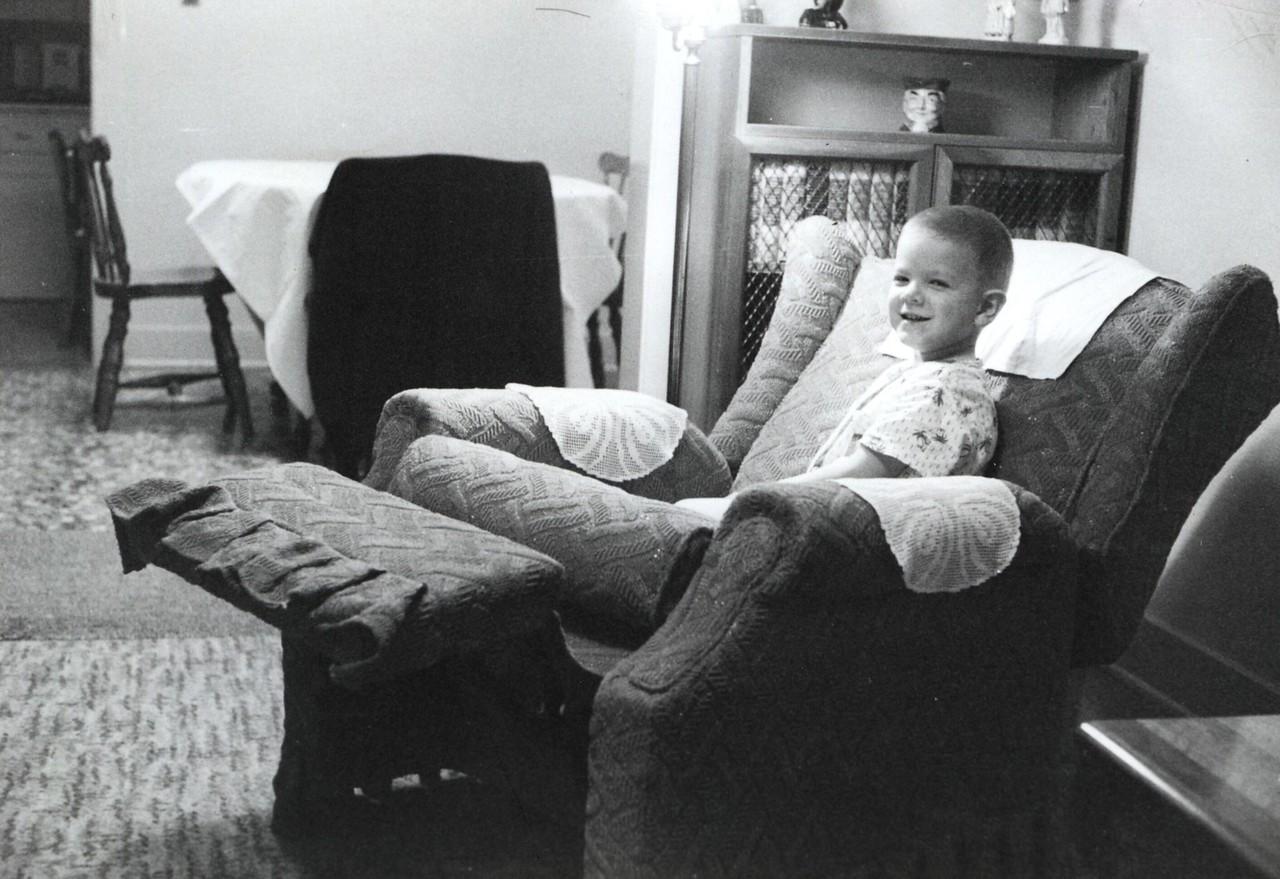 Gary - March, 1960
