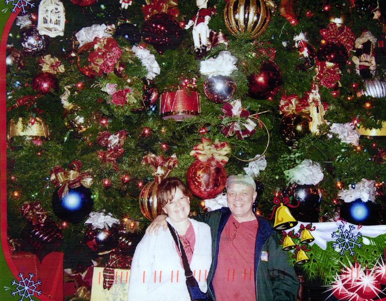 Kathy and Johann - Christmas 2006
