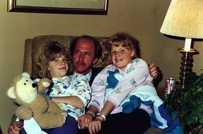 Christmas, 1986