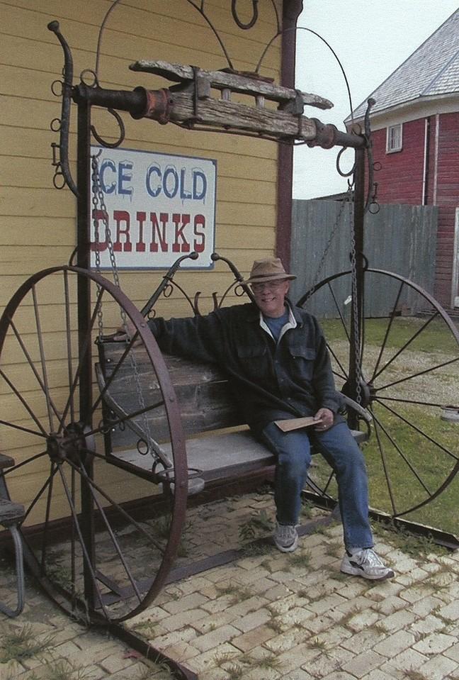 Johann - 1880 Town, South Dakota