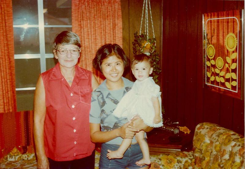 Louisiana with Grandma Mignone