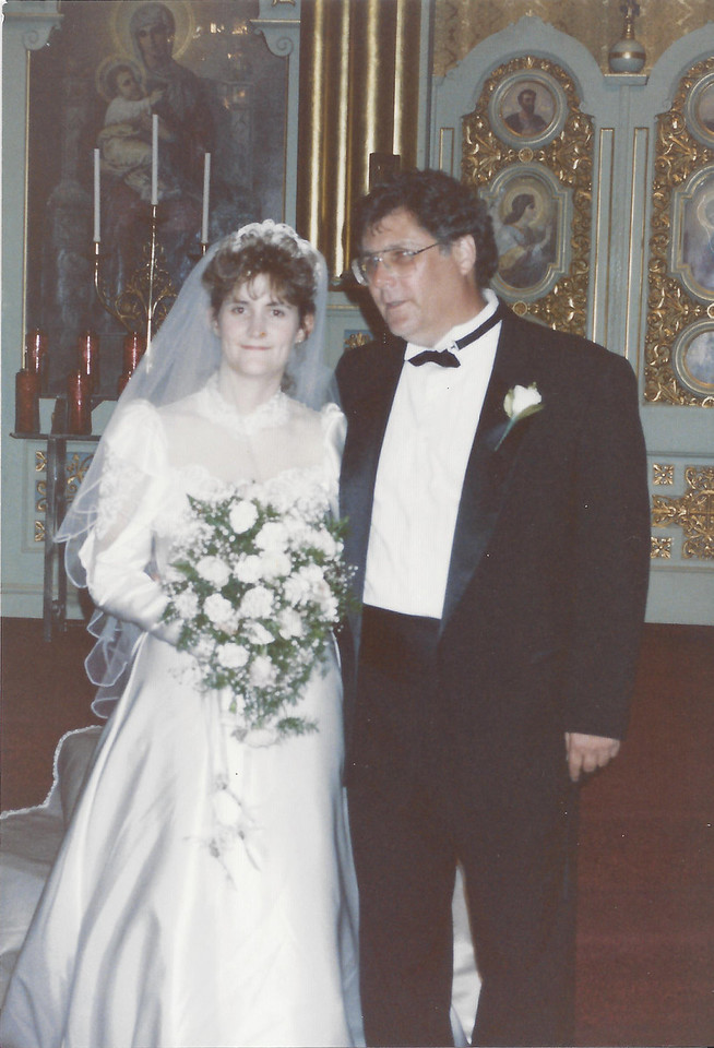 Jackie and her father