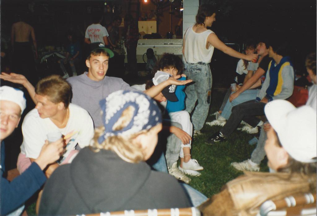 Dale's High School Graduation Party
