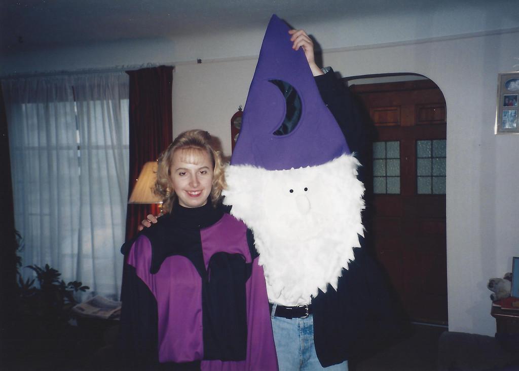 Jennifer and Dale (the Wizard) McDonald