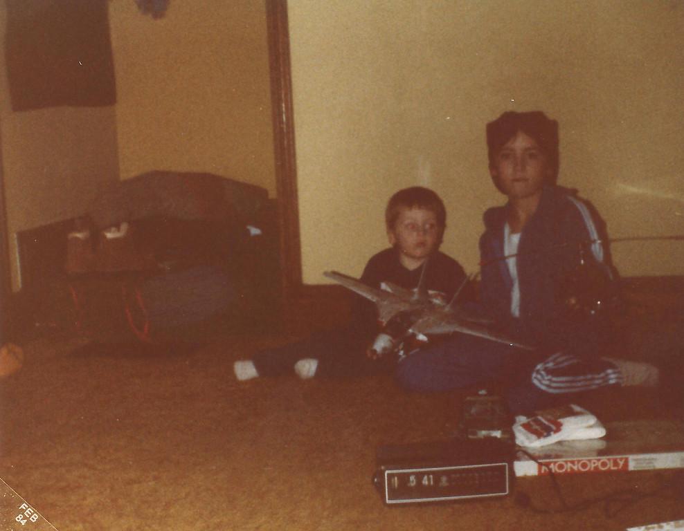 Dan and Dale - 1984