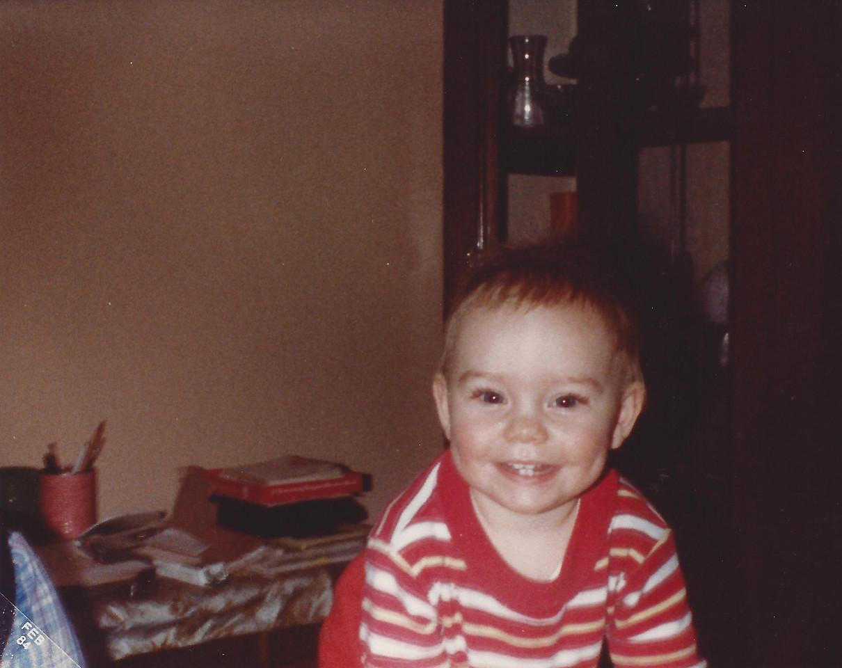 Beth Tumino - February 1984