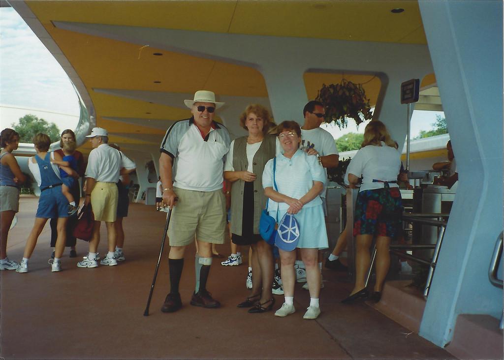 Mom and Dad - vacation pics
