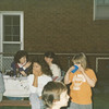Dale's High School Graduation Party - Pictured: Jackie McDonald, Elaine McDonald... kids: Tim and Beth