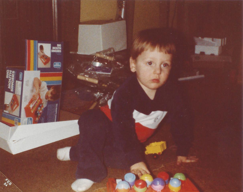 Dan McDonald - February 1984