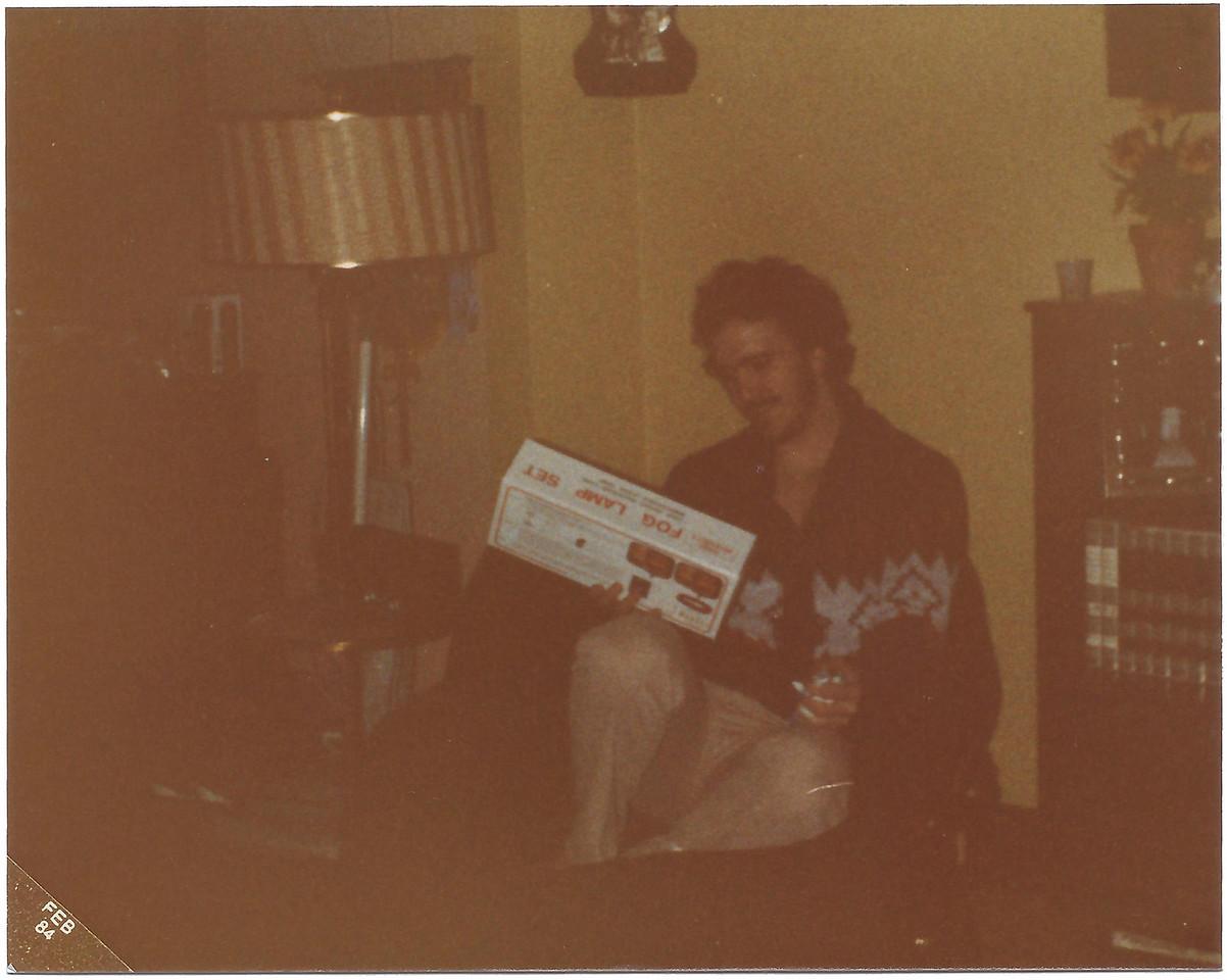 Michael McDonald  - February 1984