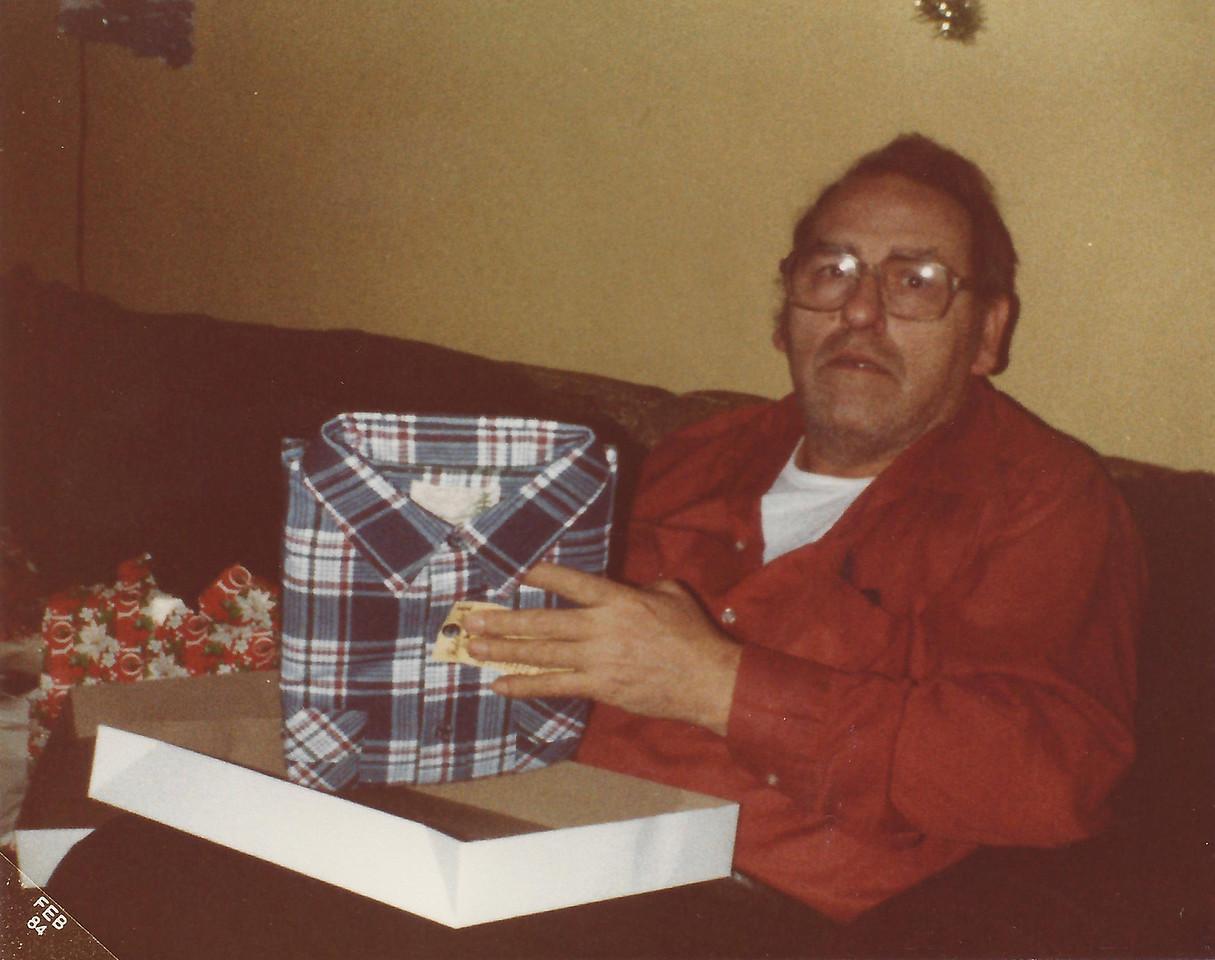 Dad - Joseph Henry McDonald