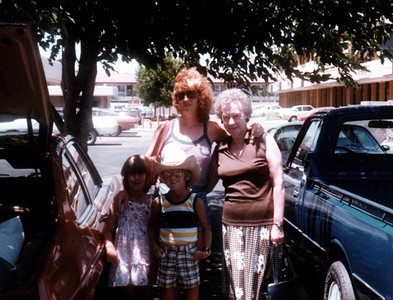 Mom, Granny and The Kids