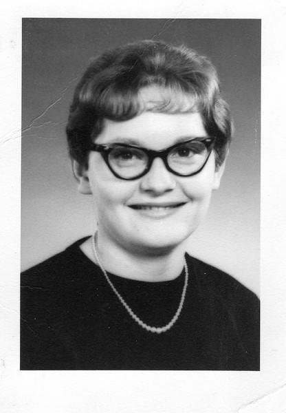 High School Graduation - 1962