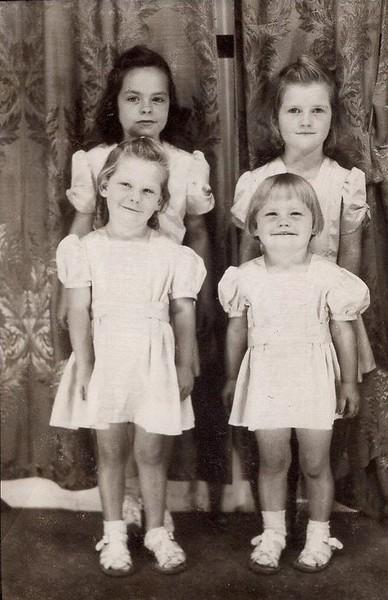 Jane, Tootsie, Barbara, Billie