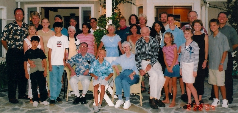 80th birthday, 2004.