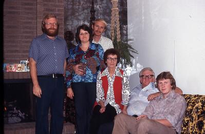 Brent, Kathy, Craig, Blanche, Glen, Dave Ovard