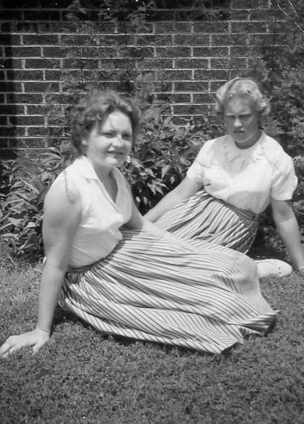 Billie and Wilma Jane Dockery
