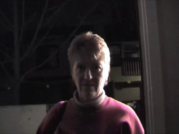 Christmas with Mom - 2003