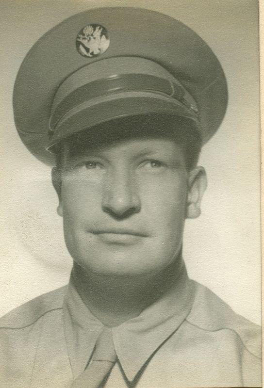 David Forrest Driggs, 1944