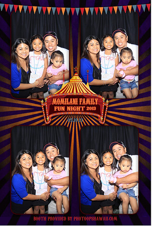 Momilani Family Fun Fair 2013 (Stand Up Photo Booth)
