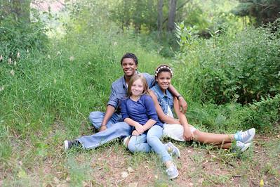 Momma & her kids ~ 7 2015 -0003