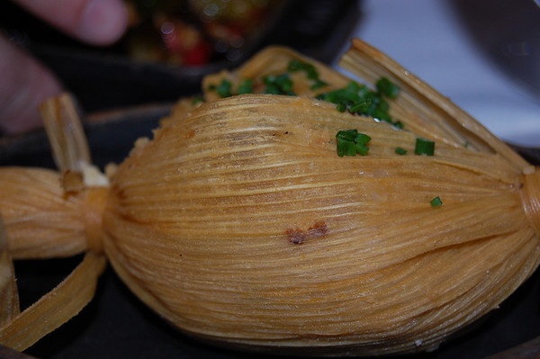 Mmm, tamale