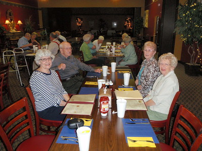 Mom's 63rd High School Reunion - Apr 2014
