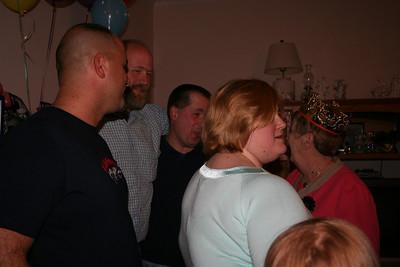 Moms 70th Birthday Feb 2006