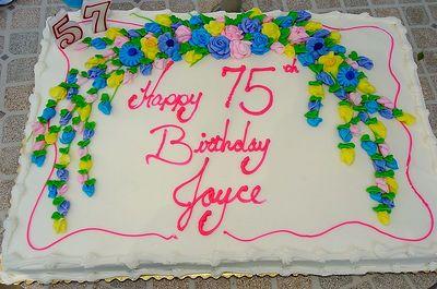 Mom's 75th Birthday Party 2005