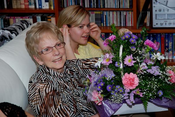 Mom's 80th